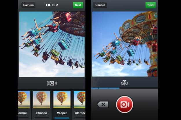 Instagram - inspirując się serwisem Vine - uruchomił nową funkcjonalność, krótkie filmy wideo /materiały prasowe