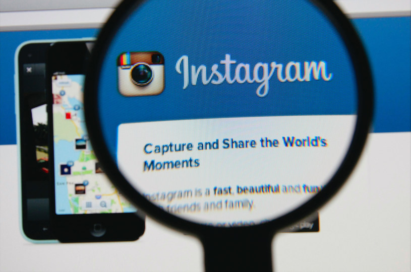Instagram walczy o nasze dane /123RF/PICSEL