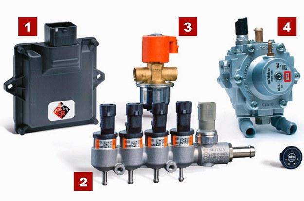 instalacja LPG /Motor