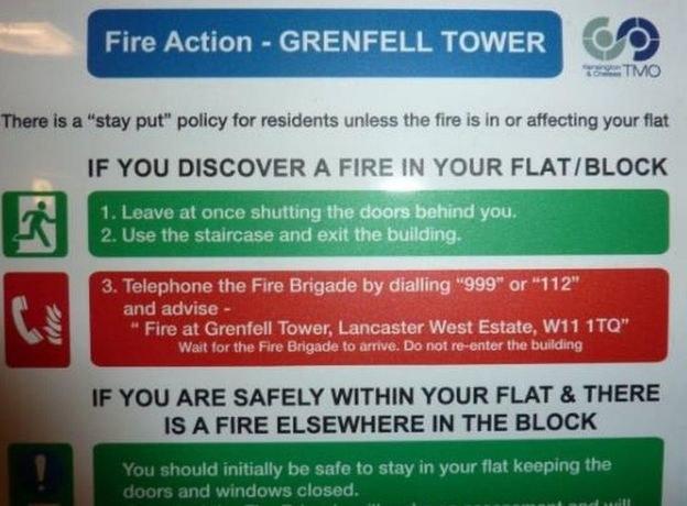 Instrukcja przeciwpożarowa /Twitter