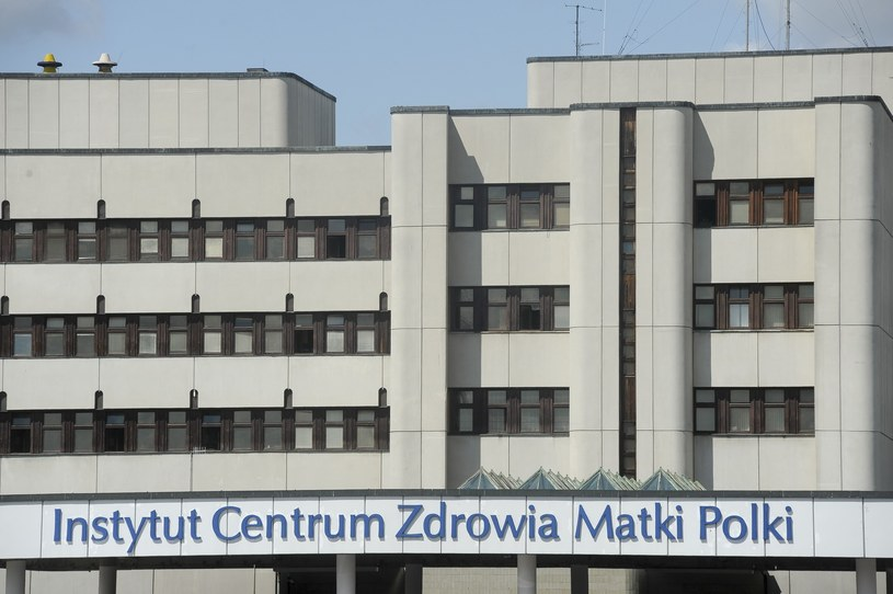 Instytut Centrum Zdrowia Matki Polki w Łodzi /Wojciech Stóżyk /Reporter