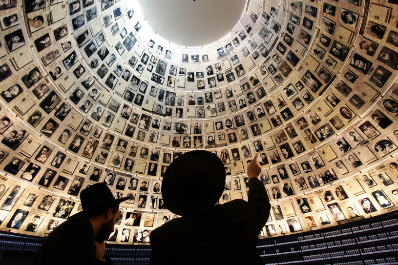 Instytut Pamięci Męczenników i Bohaterów Holocaustu w Yad Vashem; zdj. ilustracyjne /AFP
