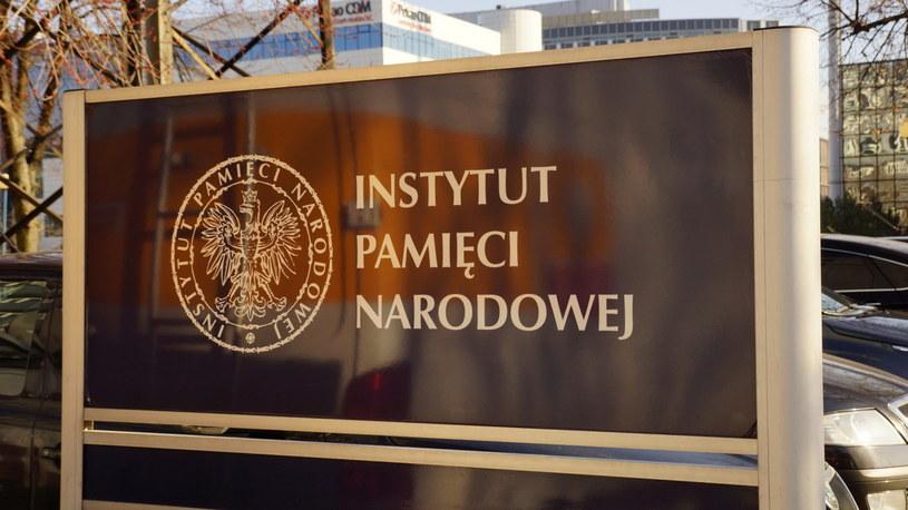 Instytut Pamięci Narodowej (zdjęcie ilustracyjne) /Michał Dukaczewski /RMF FM
