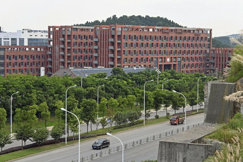 Instytut Wirusologii w Wuhan /KYDPL KYODO/Associated Press /East News