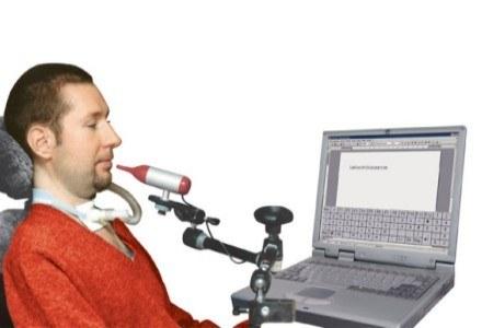 Integra Mouse - sterowanie przy pomocy oddechu /PCArena.pl