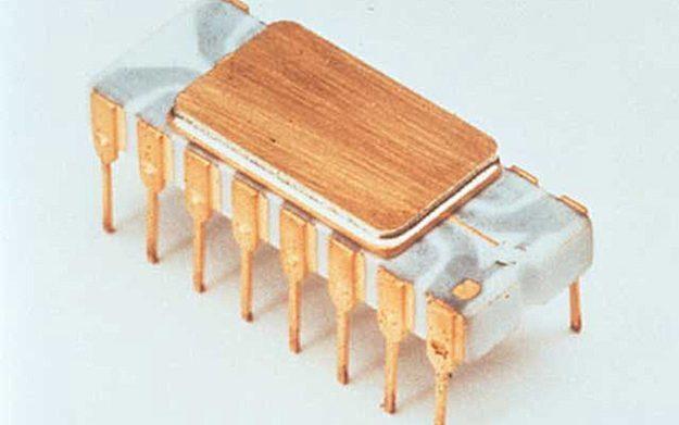 Intel 4004 /materiały prasowe