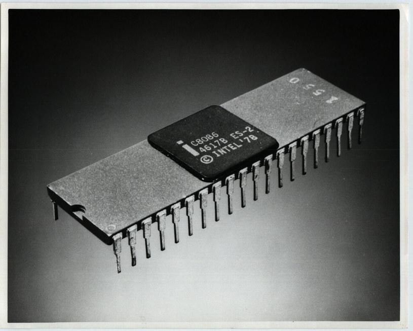 Intel 8086 /materiały prasowe