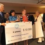 Intel Business Challenge Europe 2012 - młodzi z pomysłem na biznes