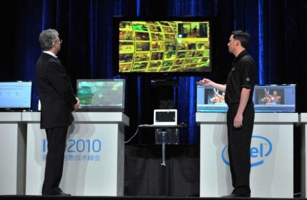 """Intel CE4100 - platforma, która ma dostarczyć """"Inteligentnej telewizji"""" /materiały prasowe"""
