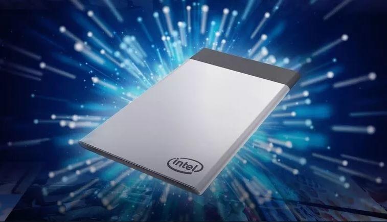 Intel Compute Card w sierpniu trafi do sprzedaży /materiały prasowe