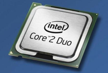 Intel Core 2 Duo - dzisaj to standard /materiały prasowe