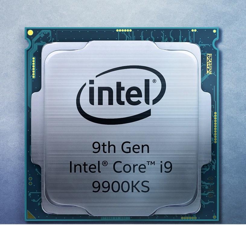 Intel Core i9-9900KS /materiały prasowe