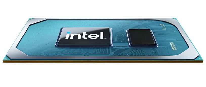 Intel Core jedenastej generacji /materiały prasowe