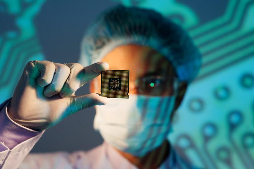 Intel ma ambitne plany /123RF/PICSEL