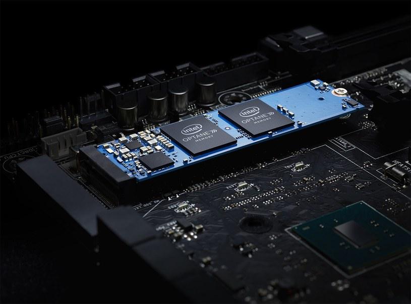 Intel Optane Memory /materiały prasowe