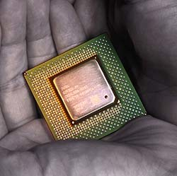 Intel Pentium 4 w zasięgu ręki /INTERIA.PL