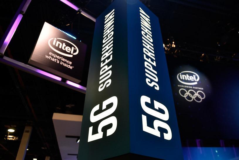Intel podpisuje umowę o współpracę z MediaTekiem /AFP