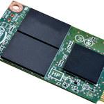 Intel SSD 525 – miniaturowe dyski mSATA