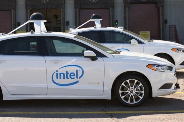 Intel zbadał zaufanie pasażerów autonomicznych samochodów /INTERIA.PL/informacje prasowe