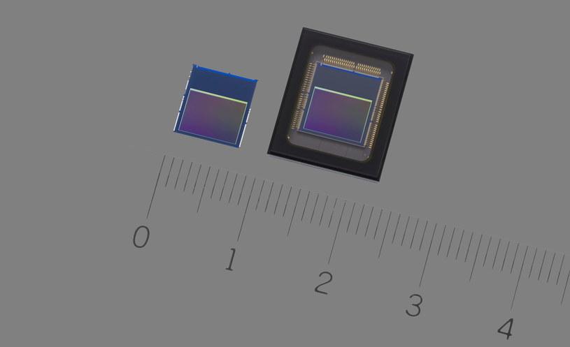 Inteligentne czujniki wizyjne Z lewej: IMX500, z prawej: IMX501 /materiały prasowe