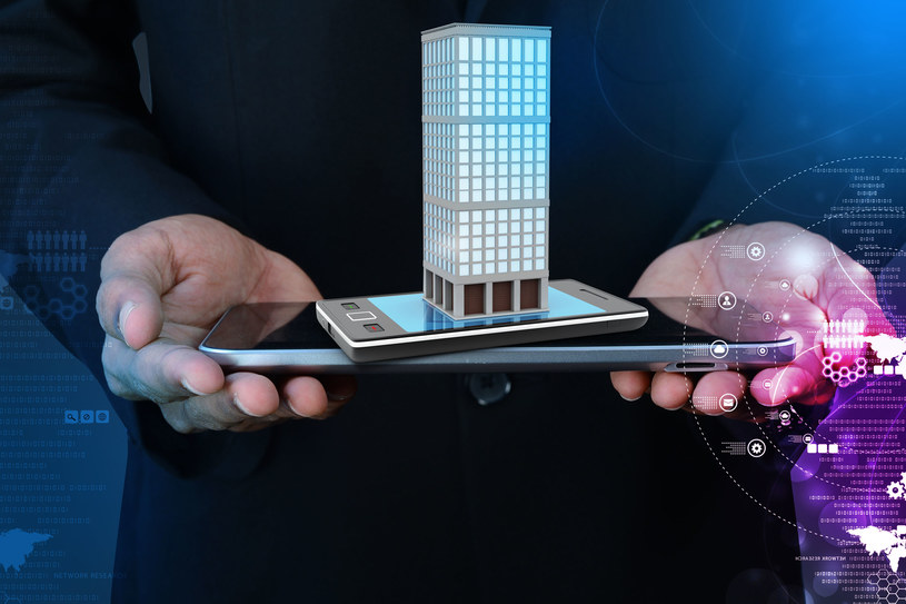 Inteligentne miasto nie jest pustym hasłem - smart city stało się faktem. Czy polskie miasta podążą za tym trendem? /123RF/PICSEL