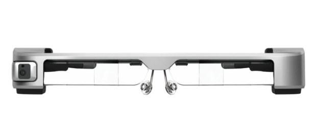 Inteligentne okulary Epson /INTERIA.PL/informacje prasowe