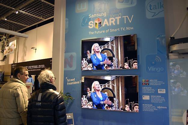 Inteligentne telewizory Samsunga mogą przechwytywać rozmowy /©123RF/PICSEL