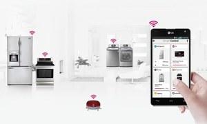 Inteligentne urządzenia domowe - jutro AGD według LG
