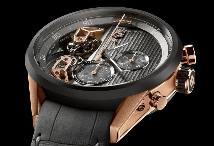 Inteligentne zegarki Apple będzie wprowadzał na rynek były specjalista Tag Heuer /materiały prasowe