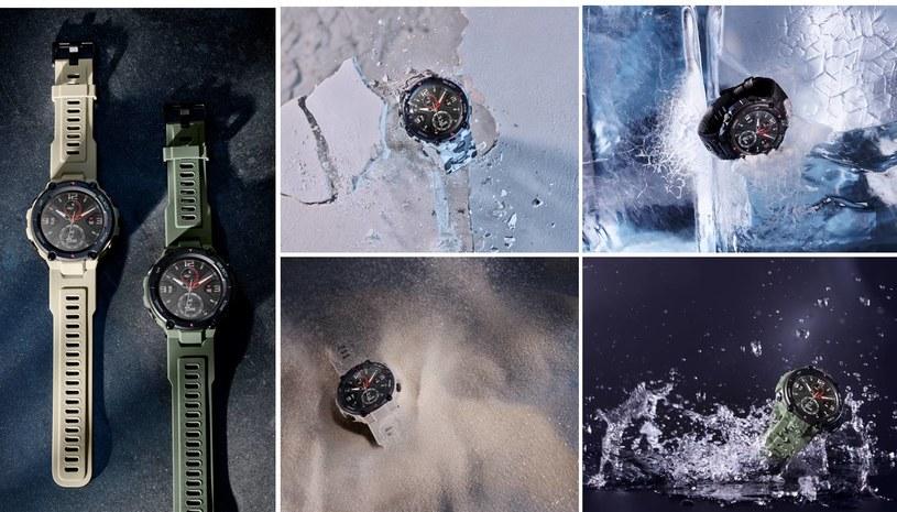 Inteligentne zegarki Huami /materiały prasowe