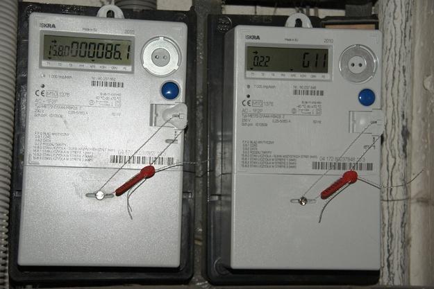 Inteligentny licznik raz na 15 minut zbiera dane o zużyciu prądu, fot. Piotr Twardysko /Reporter
