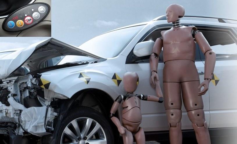 Inteligentny System Ratunkowy uratuje życie wielu kierowcom (fot. Subaru) /materiały prasowe