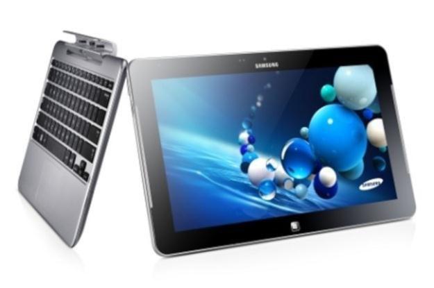 Intelowskie procesory znajdziemy m.in. w hybrydach Samsung Ativ PC /materiały prasowe