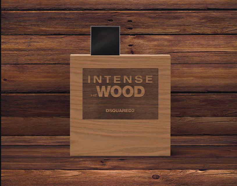 Intense He Wood Dsquared2 /materiały prasowe
