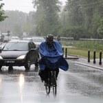 Intensywne opady w Śląskiem i Małopolsce. Przekroczone stany ostrzegawcze
