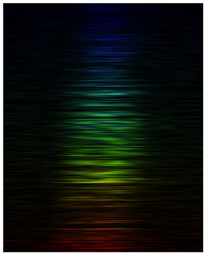 Intensywność FRB 150807 /fot. CSIRO /materiały prasowe