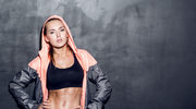 Intensywny trening na mięśnie brzucha