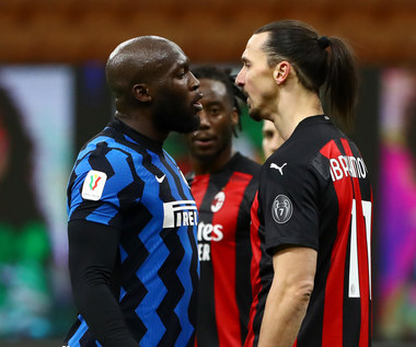 Inter Mediolan - AC Milan 2-1 w ćwierćfinale Pucharu Włoch