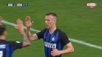 Inter Mediolan - AS Roma 1-1 - skrót (ZDJĘCIA ELEVEN SPORTS). WIDEO