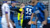 Inter Mediolan - Fiorentina 4-2 - skrót (ZDJĘCIA ELEVEN SPORTS). WIDEO