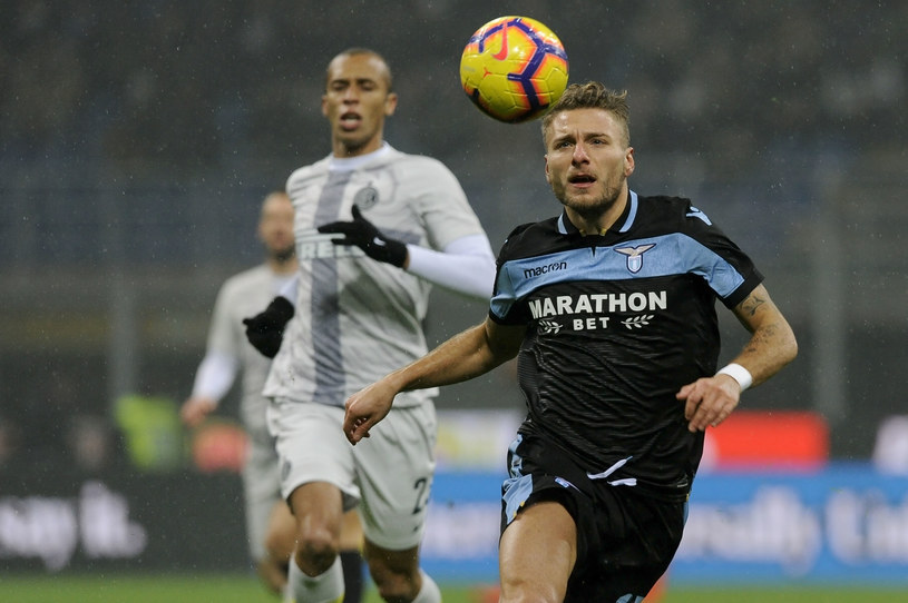 Inter Mediolan - Lazio Rzym /Getty Images