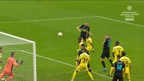 Inter Mediolan - Sheriff Tyraspol. Gol na 1-0. WIDEO (Polsat Sport)