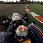 Interaktywna kamera na bolidach F1 - nowa jakość w transmisji wyścigów