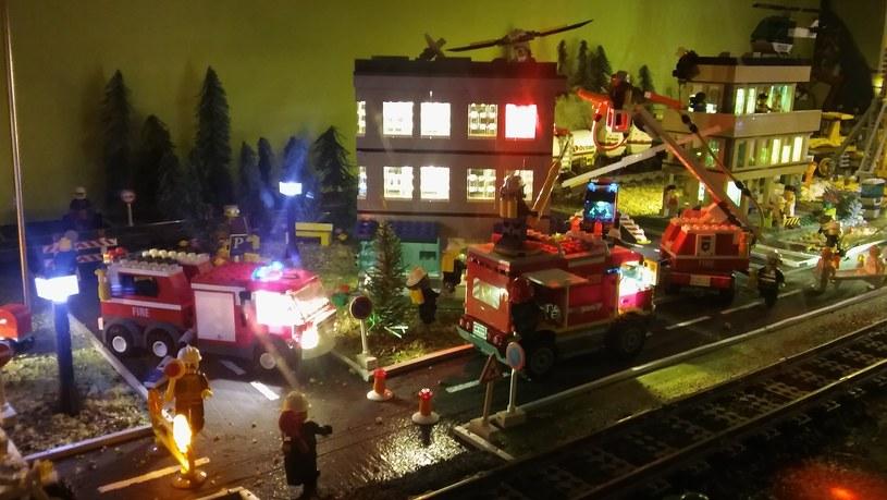 Interaktywne wystawy klocków Lego /INTERIA.PL