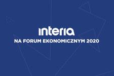Interia na Forum Ekonomicznym w Karpaczu