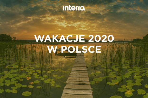 Interia na wakacje 2020 Interia na wakacje 2020 /Interia.pl /INTERIA.PL