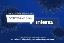 Interia odpowiada na pytania internautów związane z pandemią koronawirusa