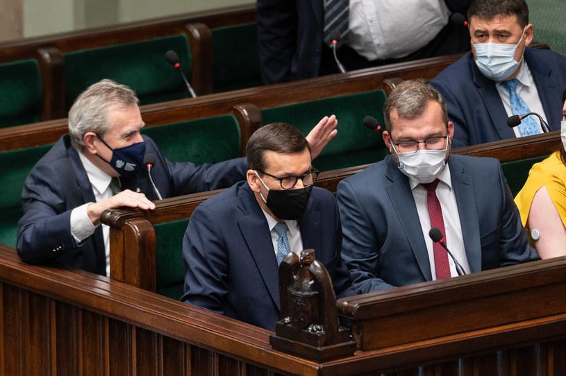 Interia poznała szczegóły zmian w rządzie /MARCIN BANASZKIEWICZ / FOTONEWS /Agencja FORUM