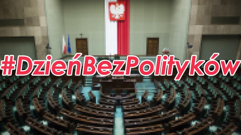 Interia protestuje przeciwko ograniczaniu dostępu do informacji w Sejmie /Andrzej Iwanczuk/REPORTER/opr. graf. INTERIA /Reporter