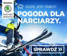 Interia z informacjami pogodowymi dla narciarzy
